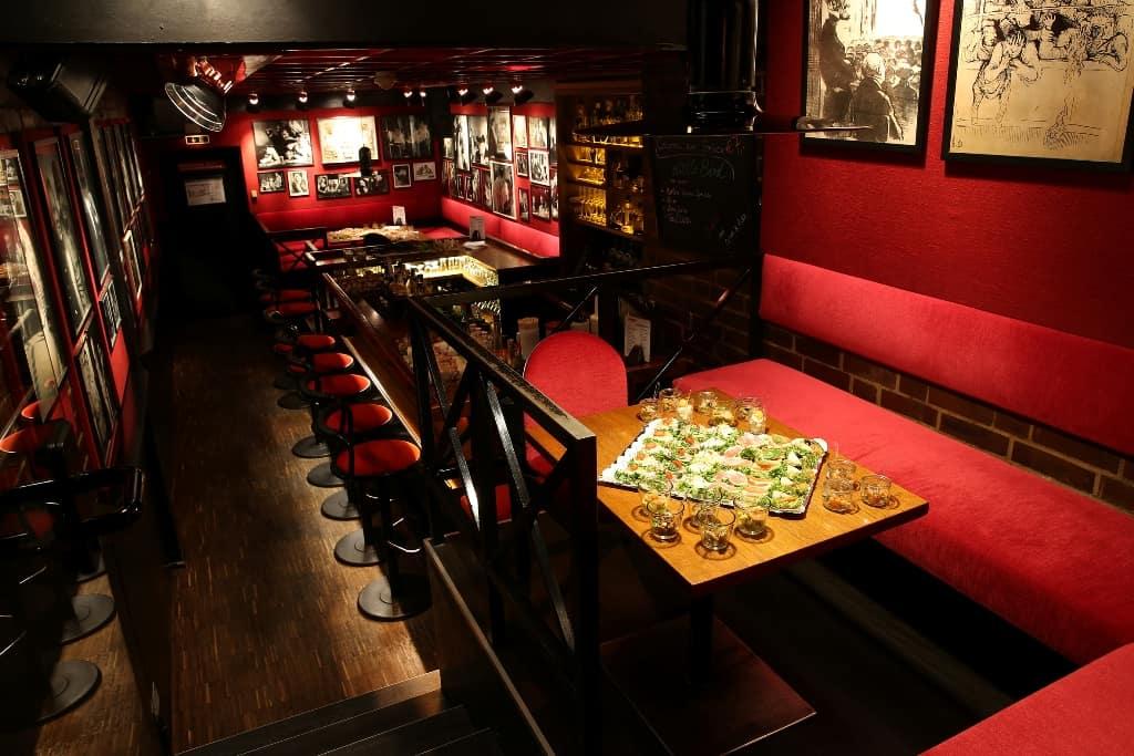 Die Bar im NT Hannover